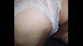 white pantiess