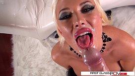 FirstClassPOV - Summer Brielle suck a big dick, big boobs and big booty defloin.com