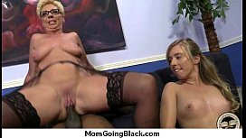 a great hardcore interracial sex with hot Milf 7
