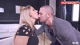 HER LIMIT - #Jolee Love #Luca Ferrero - Dominant Big Cock Daddy Destroy That Ass Like A Real Man