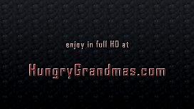 Granny Really Hard Anal Fucked