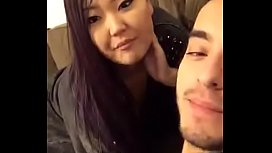 Hot asian with a gay guy  - more at camwomen.co.uk