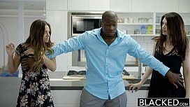 BLACKED My Gi iends Hot Sister Cassidy Klein Loves BBC