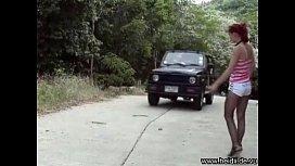 Pickup Up By A Stranger