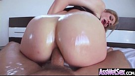 Dahlia Sky Huge Ass Oiled Sexy Girl Enjoy Anal Sex video