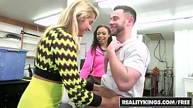 RealityKings - Money Talks - (Kimmy Fabel, Seth Gamble) - Deep Throat
