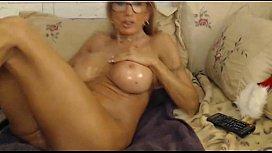 Peituda na Webcam