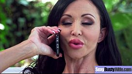Hot Busty Mommy (Jewels Jade) Love Hard Sex In Front Of Camera vid-29