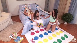 Euro Teen Erotica - College Teens with playmate bodies go Lesbian