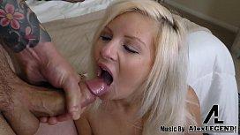 Mega Cumshot Compilation - Hottest Stars in Porn - Part 2! AlexLegend.com!