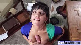 Mommy With Big Melon Tits In Hard Scene Action movie-25