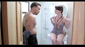 Sister Persuades And Fucks Her Dipshit Brother on hott9.com