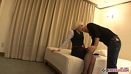 Lily LaBeau Blonde Milf In The Hotel Room Gets Banged