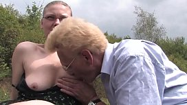 Free Version - Shows him the piercings he has on his cock she can'_t resist and wants him inside her pussy