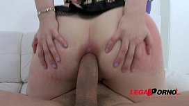 Big butt slut Carol Wings double anal (DAP) with 3 cocks (PAWG anal) SZ1171 raisa allin