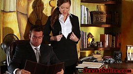 Maddy O Reilly office babe pu ucked