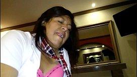 COPULANDO CON CLAUDIA EN HOTEL 2