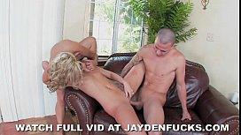 Jayden Jaymes and Sara Sloane 3 Way