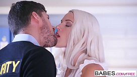 Babes - Office Obsession - Dont Mind the Flash  starring  Blanche Bradburry and Kristof Cale clip