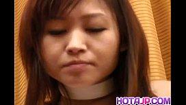 Moe Oosawa aroused like hell