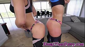 Which one has the perfect ass? Kelsi Monroe or Abella Danger