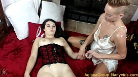 Mistress E'_s New Christmas Toy Featuring Anastasia Rose