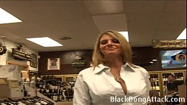 Nau sex addict milf takes a bbc