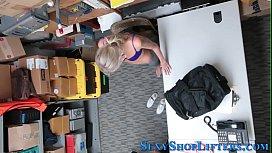 Spunk real shoplifter