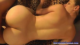 New German Sanne In POV audition