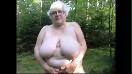 German Granny Slut Teil 1