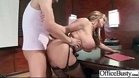 Sex Tape With eva notty Big Tits Hard Worker Girl In Office clip