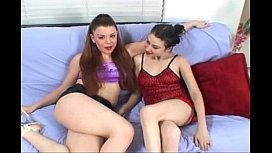 midnite isis and summer luv share a cock