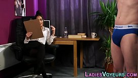 Office mistress mock
