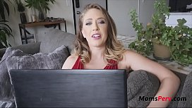 WHORE MOM always does the trick! Kagney linn karter