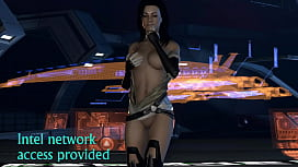 Mass Effect - Blue Dawn