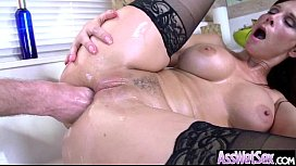 syren de mer Girl With Big Curvy Oiled Up Butt Enjoy Hardcore Anal Sex vid