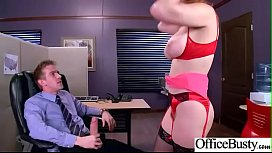 Hardcore Sex With Hot Sluty Busty Office Girl Lauren Phillips mov