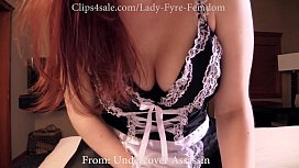 French Maid Executrix Sampler Part by Lady Fyre