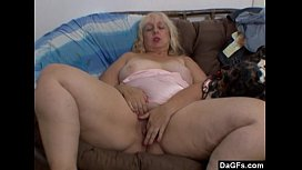 Your fat mom is fingering herself