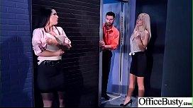 Busty Office Girl Katrina Jade Get Hardcore Action Bang vid