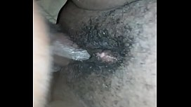Back Seat Fucking With A Phat Hairy Pussy Teen