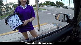 TeensLoveMoney Fundraising Money For A Car Quickie