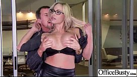 Sex Tape With Slut Office Bigtits Girl (julia olivia) clip-18