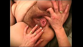 Granny Effie Threesome