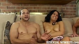 Bisexual threesomes are so much more fun