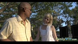 Daughter fucks her black dad 036