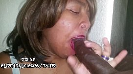Ebony Milf Devours BBC And Eats BBC- DSLAF