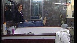 Bettie Ballhaus shower 11.03.2009