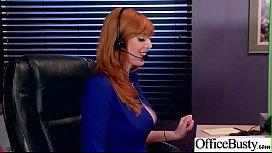 Hot Nasty Cute Girl Lauren Phillips With Big Juggs Like Sex In Office vid