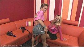 Cassidy and Anya